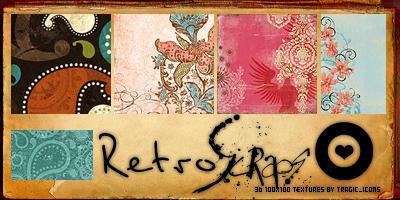 Retro Scraps by SwearToShakeItUp