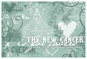 The New Cancer Is For Lovers by SwearToShakeItUp