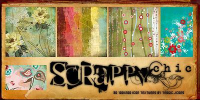 Scrappy Chic by SwearToShakeItUp