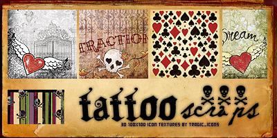 Tattoo Scraps