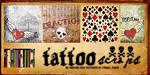 Tattoo Scraps by SwearToShakeItUp