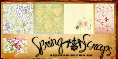 Spring Scraps by SwearToShakeItUp