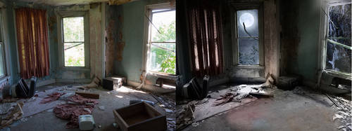 Old Room Stock by Arthur-Ramsey