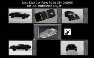Mad Max Car Fury Road 3840x2160 by Arthur-Ramsey