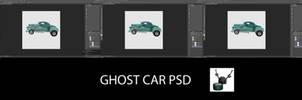 Ghost Car High Resolution by Arthur-Ramsey