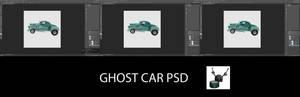Ghost Car High Resolution
