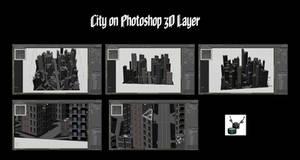 Semi Modern City by Arthur-Ramsey