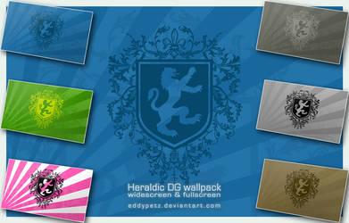 Heraldic DG wallpaper pack