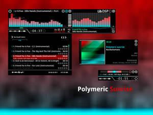 Polymeric Sunrise