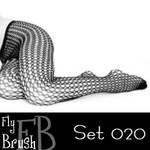 FlyBrush- set 020
