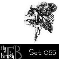 FlyBrush- set 055 by FlyBrush