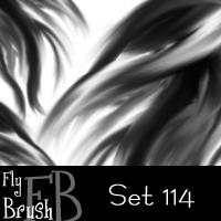 FlyBrush- set 114