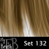 fly brush set 132