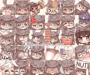 Maid Service - Emotes