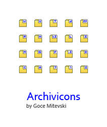 Archivicons x 16