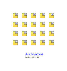 Archivicons x 32