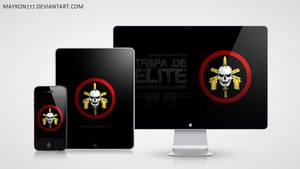 The Elite Squad Wallpaper Pack