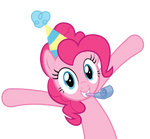 Party Favor Pinkie