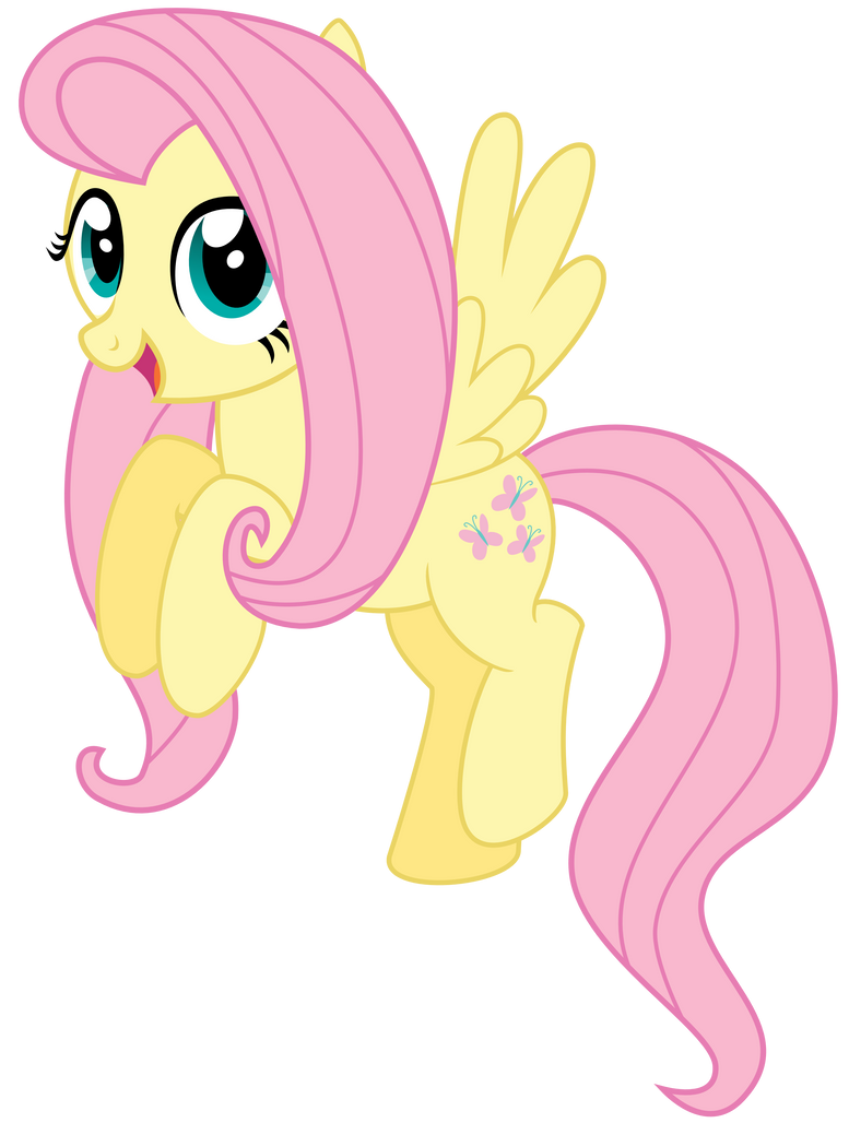 Brushable Fluttershy by Takua770