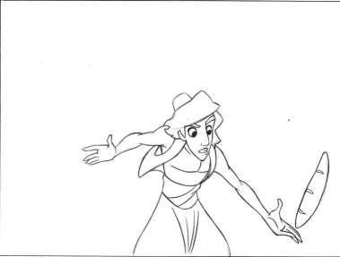 Aladdin Animation: finished by Sedjin