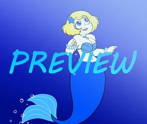Swim [completed MerMay animation] by Emism