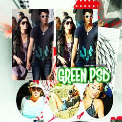 green psd by wakeuptothebluesky
