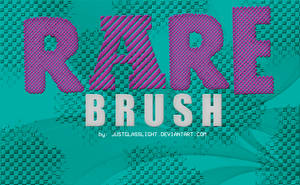 Rare Brush by ExpertforLight