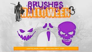 +BRUSHES Halloween 3