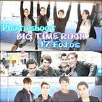 Big Time Rush Photoshoot
