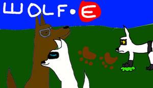 WOLF-E