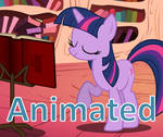 Twilight Sparkle Learns Fire Fighting
