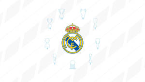 Real Madrid Home Wallpaper (2017/18)