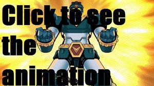 Kung Fu Man Animation - Let's go Brokken!