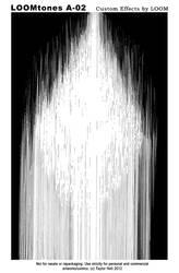 LOOMtones A02 Vertical Lines by LoomStudioCo
