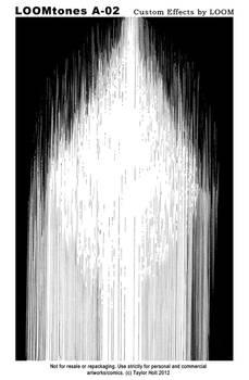 LOOMtones A02 Vertical Lines
