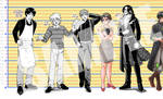 Extra Wide Height Chart