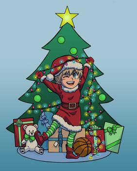 Happy Holidays from LOOMcomics