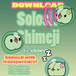 Solosis Shimeji | POKEMON