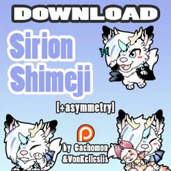 Sirion Shimeji | COMMISSION