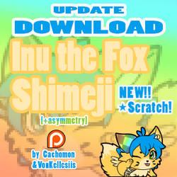 Inu the Fox Shimeji UPDATE | COMMISSION