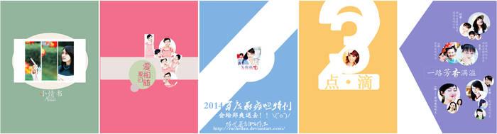 140803-140805:Zheng Shuang'birthday gift