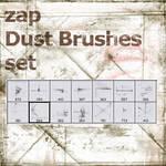 Zap Dust Brushes set