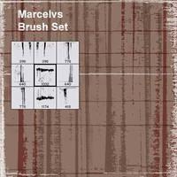 Marcelvs Brush Set by zap-br