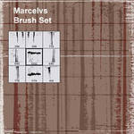 Marcelvs Brush Set
