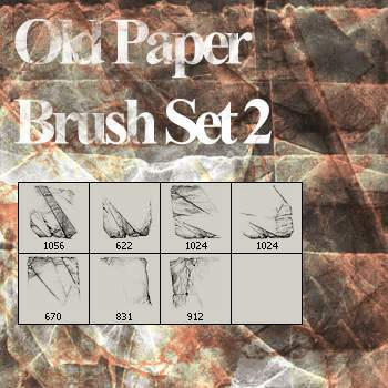 Old Paper 2 by zap-br