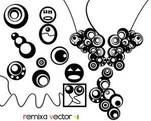 1st vector set