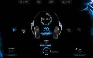 :: LIVE 4 MUSIC :: by DarkEagle2011