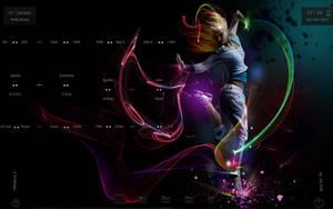 :: DANCER DARK EDITION :: by DarkEagle2011