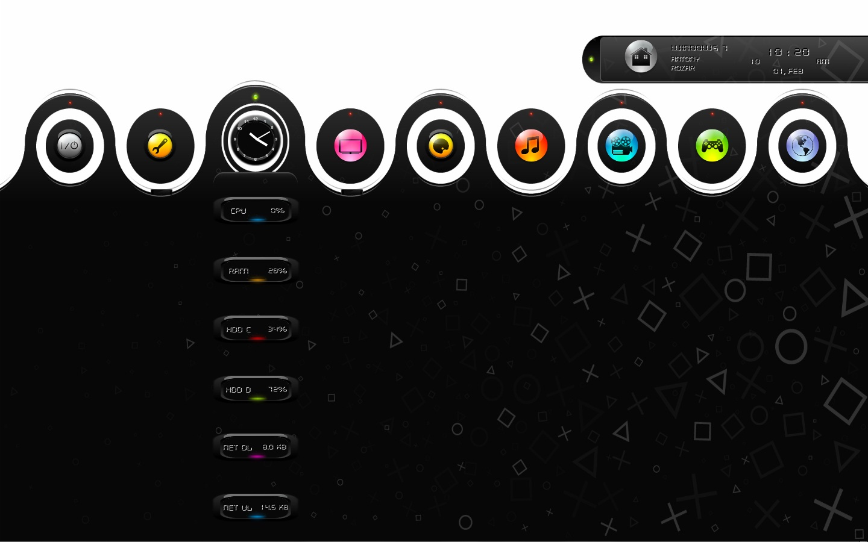 :: PS3 THEME :: by DarkEagle2011