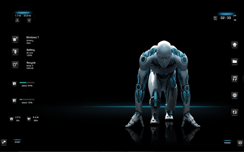 :: ROBOT ::
